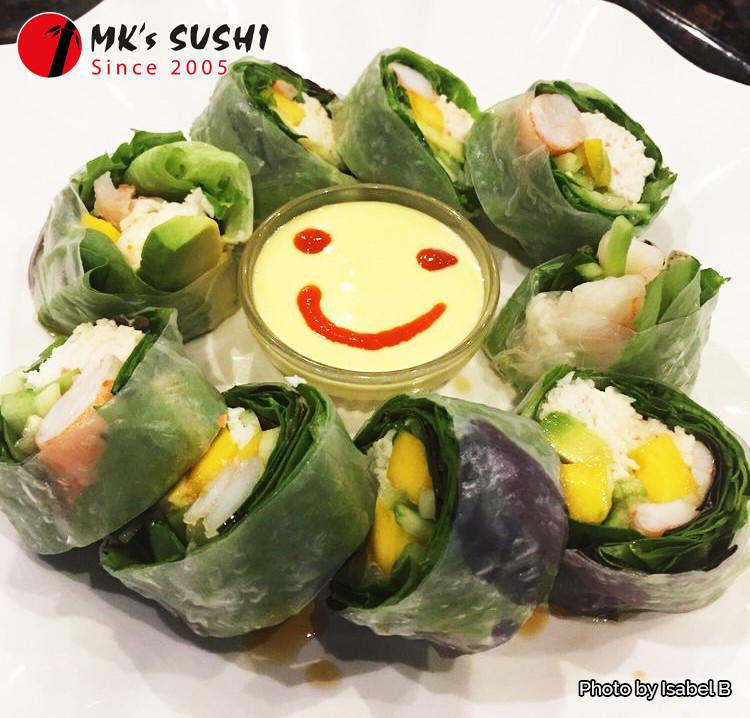 Mk Sushi Western Center- Photo by Isabel