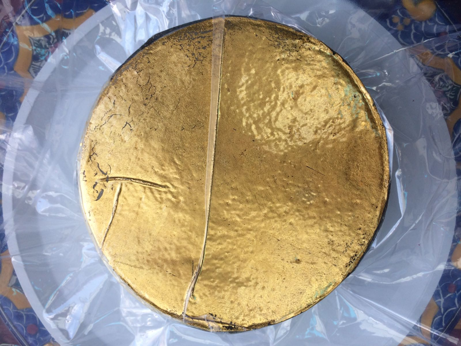 Tortilla Tesoro de Moctezuma