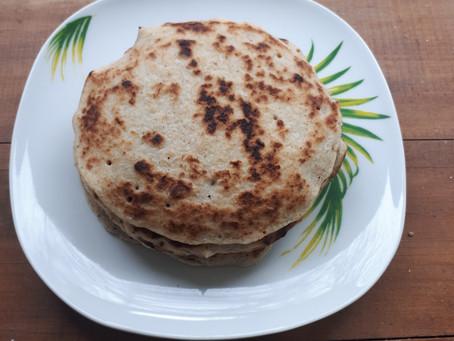 La recette de Pancakes de ma Louloute sans gluten! Super facile!