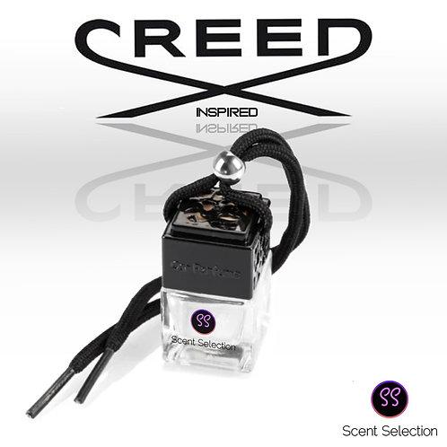 Creed Aventus Inspired Car Air Freshener