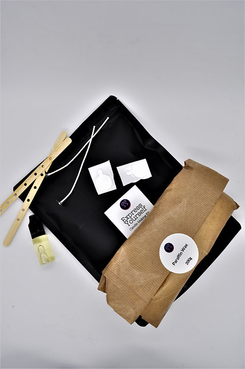 Express Yourself Candle Making Kit. Choose Your Fragrance.