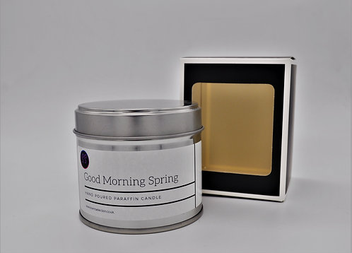 Good Morning Spring Scented Candle