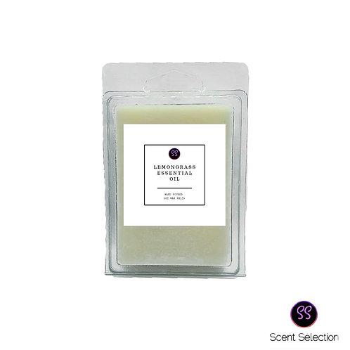 Lemongrass Essential Oil Soy Wax Melts