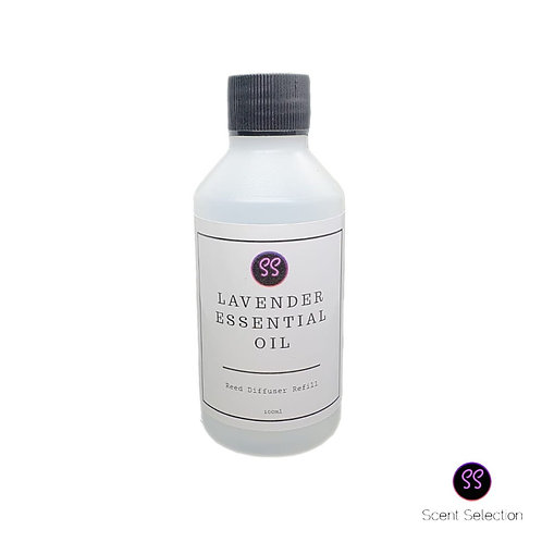 Lavender Essential Oil Reed Diffuser Refill