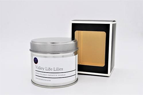 Valley Life Lillies Scented Candle