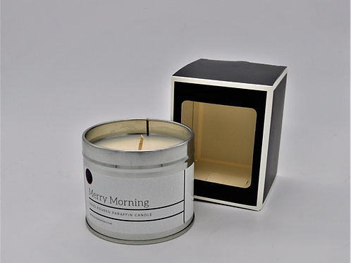 Merry Morning Scented Candle