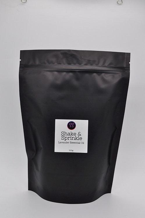Lavender Essential Oil Shake & Sprinkle 500g
