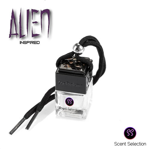 Alien Inspired Car Air Freshener/Reed Diffuser