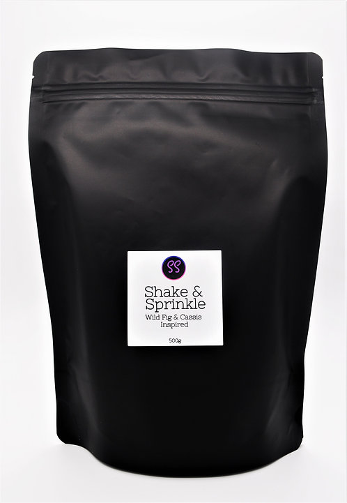 Wild Fig & Cassis Shake & Sprinkle 500g