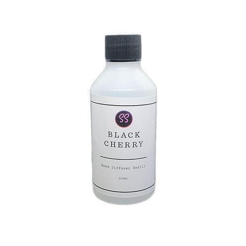 Black Cherry Reed Diffuser Refill