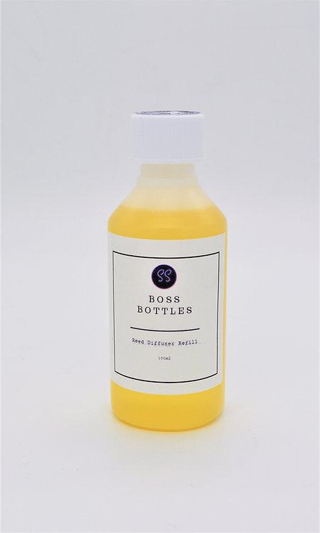 Boss Bottles Reed Diffuser Refill 100ml