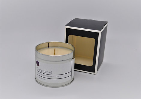 Shortbread Scented Paraffin Candle
