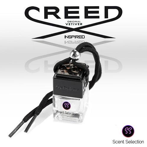 Creed Vetiver Inspired Car Air Freshener