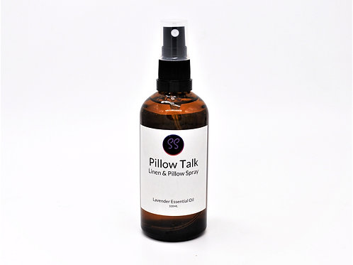 Lavender Essential Oil Pillow Talk Sleep Spray 100ml