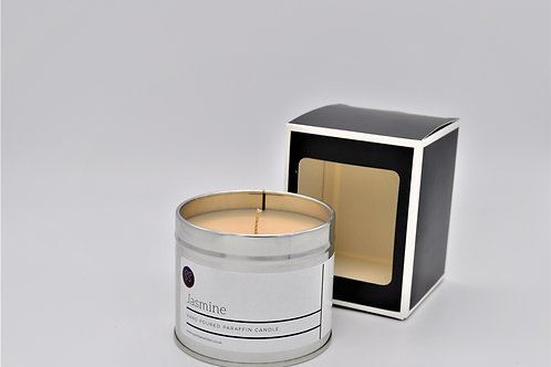 Jasmine Scented Paraffin Candle