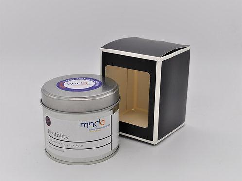 Positivity - Aqua Minerals & Sea Kelp. MNDA Charity Candle