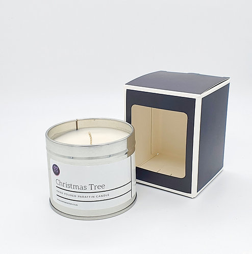 Christmas Tree Scented Candle