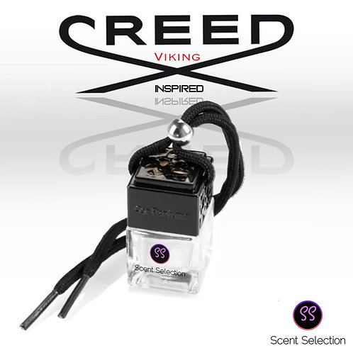 Creed Viking Inspired Car Air Freshener