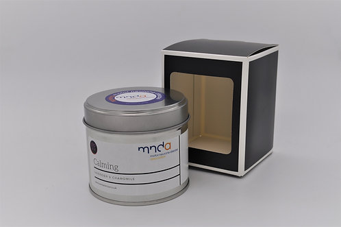 Calming - Lavender & Chamomile. MNDA Charity Candle