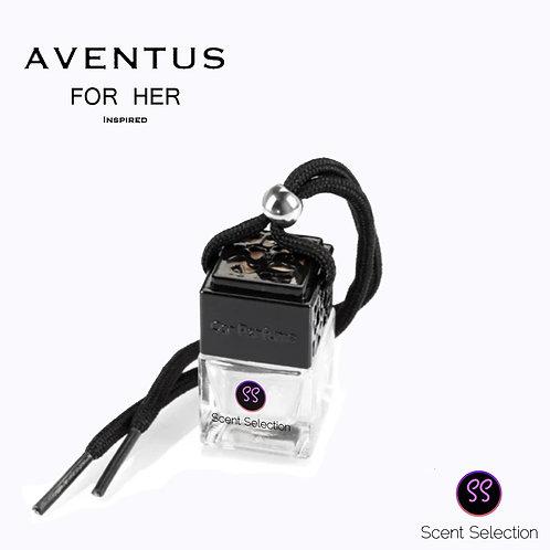Aventus (For Her) Inspired Car Air Freshener