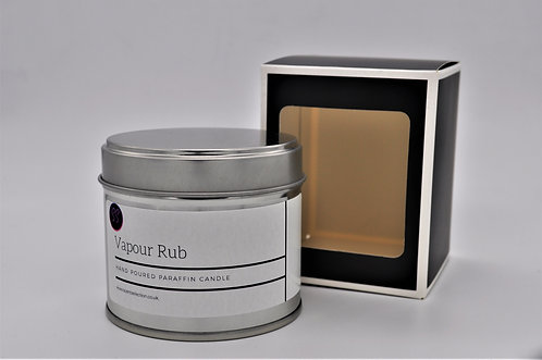 Vapour Rub Scented Paraffin Candle