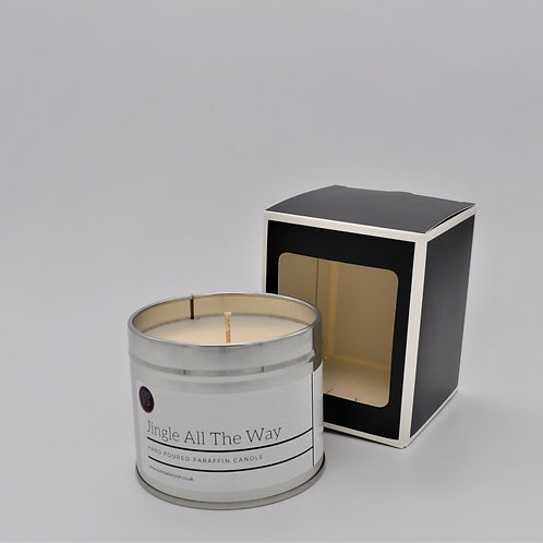 Jingle All The Way  Scented Candle