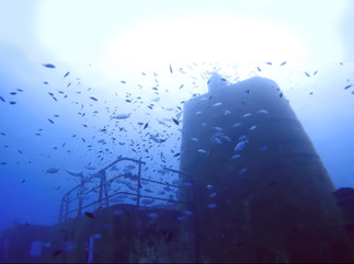 24 - MV Um El Faroud - Blue Grotto