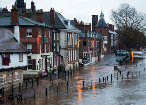 After the floods: the future of flood insurance for small business