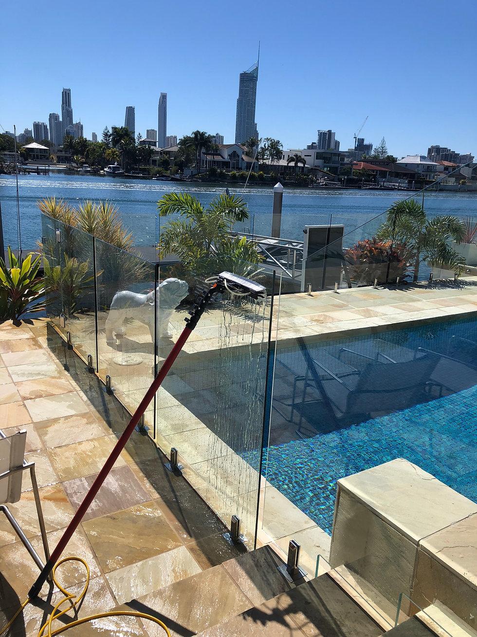 Sea Side Swimming Pool