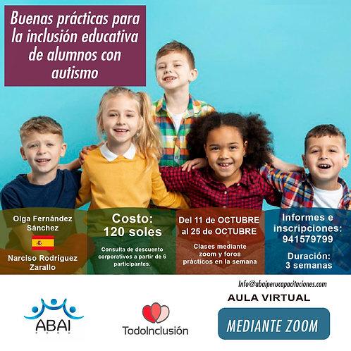 Curso Internacional: Inclusión Educativa
