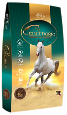 alimento caballo centenario