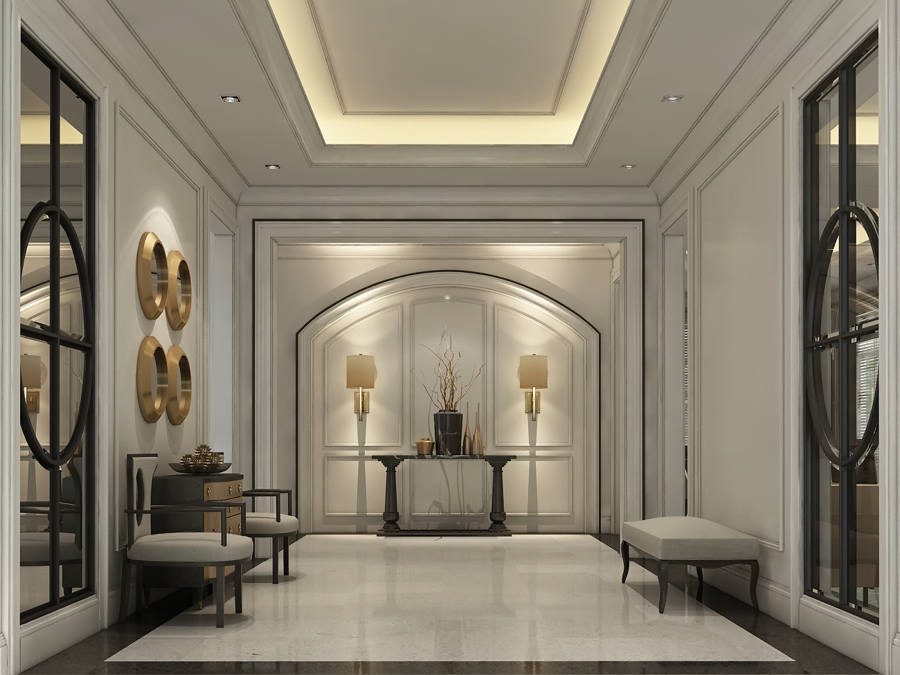 Queen Foyer1