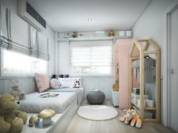 Grand Town kids bedroom.