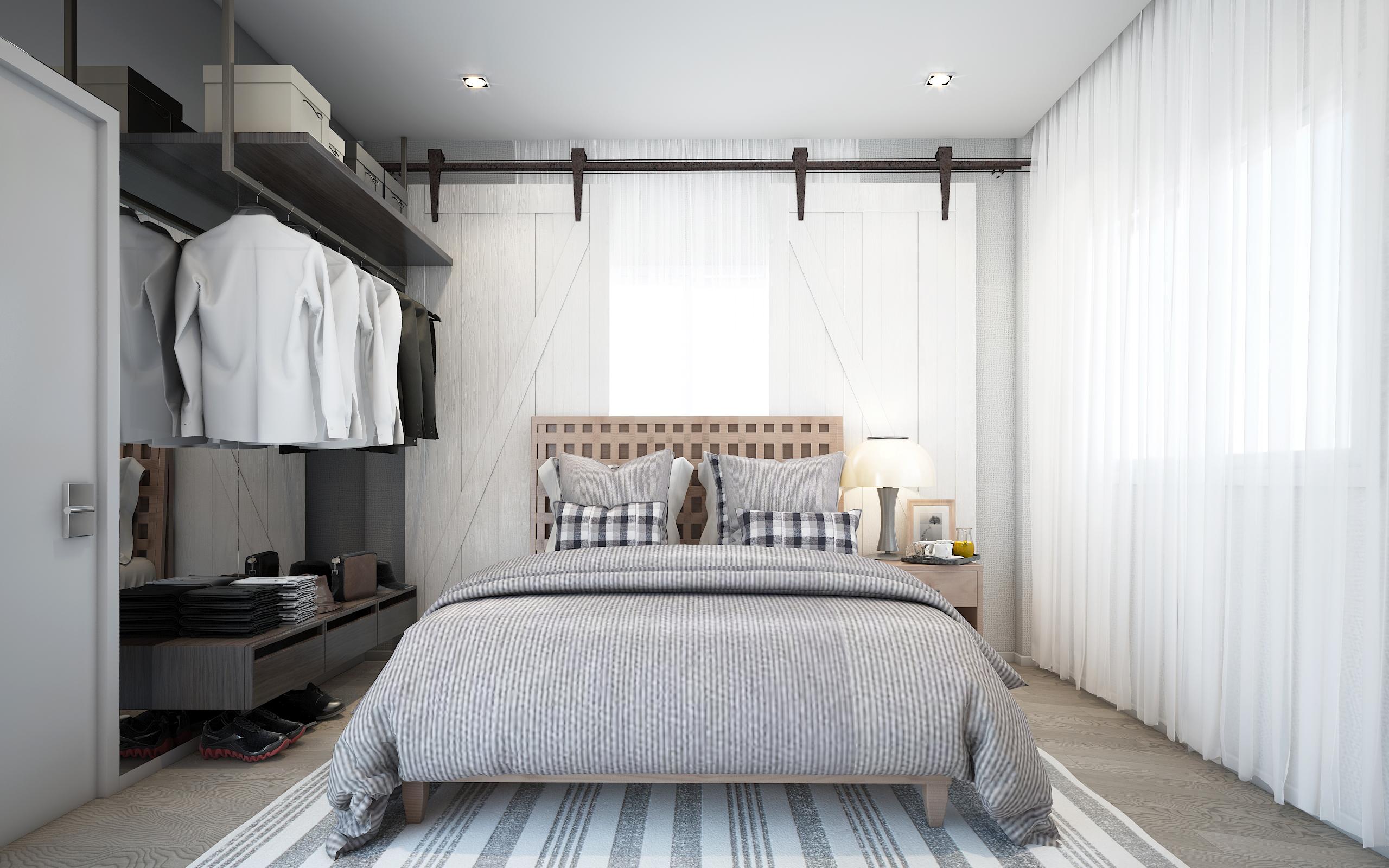 Grand Town Bedroom1