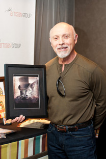 Hector Elizondo at the 2011 Primetime Emmy Awards GBK's Gift Lounge.