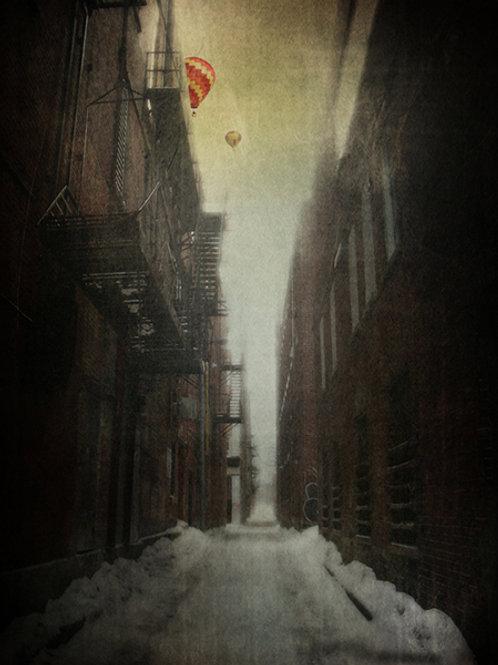 An Alleyway of Wonderment