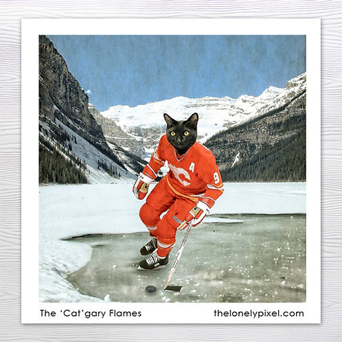 """The """"Cat""""gary Flames"""