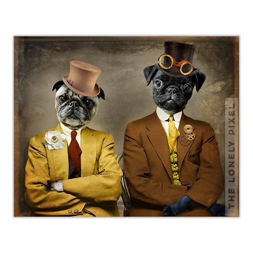 Pugs - Steampug