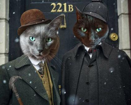 221B Sherlock