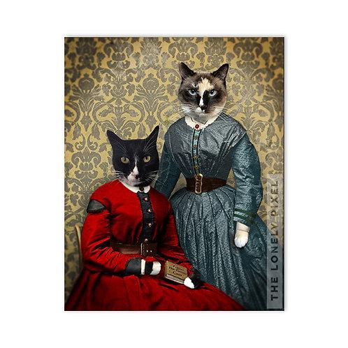 The Victorian Ladies