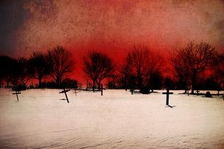 Cemetery's Dawn
