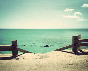 Where the Ocean meets the Eye