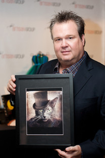 Eric Stonestreet at the 2011 Primetime Emmy Awards GBK's Gift Lounge