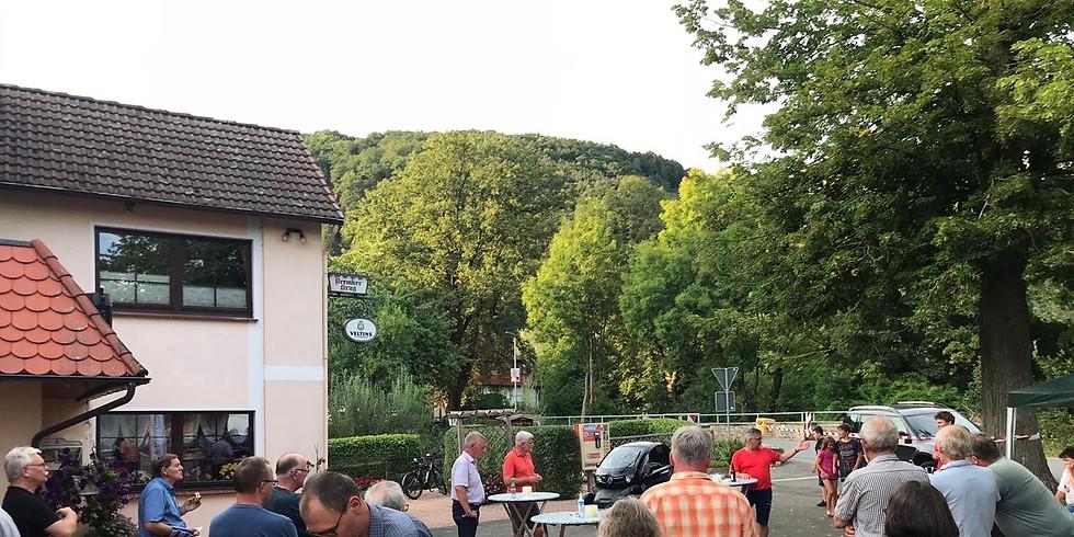 Zukunft Extertal auf dem Breidingsberg in Almena