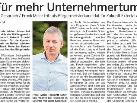 Interview mit Frank Meier
