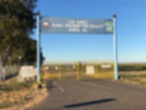 NRTF Dixon Main Gate Site Visit 25 June