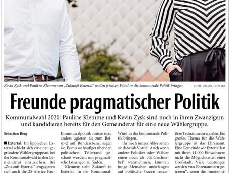 """Junge Kommunalpolitik"""
