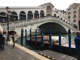 Venedig Marathon 2018 - oder Venedig-Survival-run???
