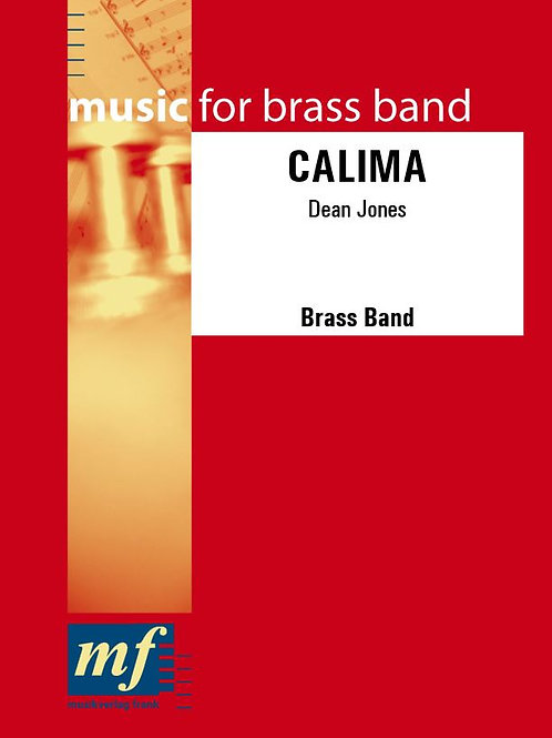 Calima - Flugelhorn solo with Brass Band