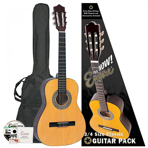 Encore Classic Guitar Outfit - various sizes